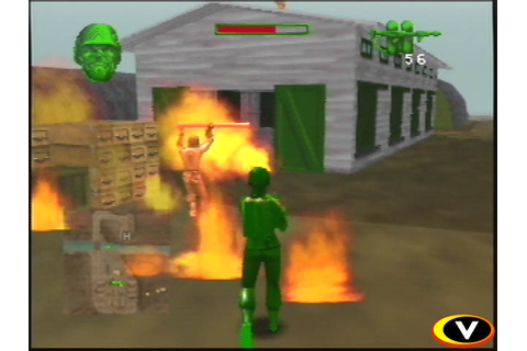 Army Men - Sarge's Heroes 2 (USA) ROM