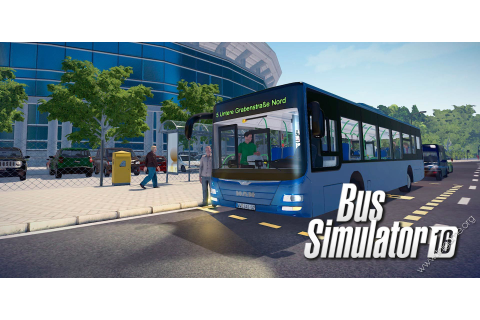 Bus Simulator 16 - Download Free Full Games | Simulation games