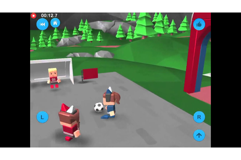 [Blocksworld HD] Soccer by JillSam - YouTube