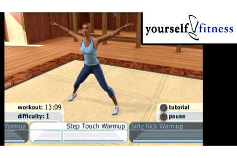 Yourself!Fitness ... (PS2) - YouTube