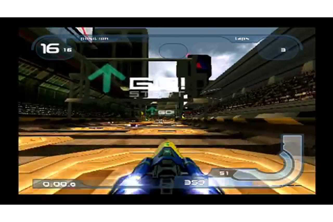 WipeOut Fusion (PS2) - YouTube