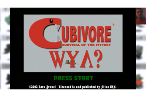 Cubivore: Survival Of The Fittest (GameCube) [Where You At ...