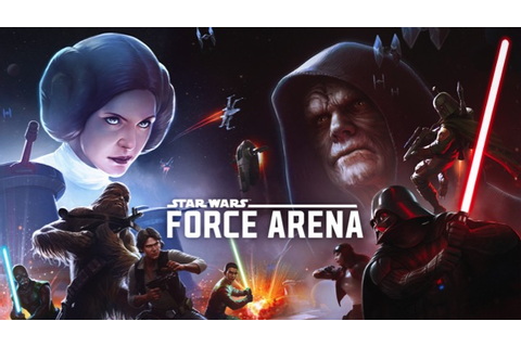Star Wars: Force Arena Out on Mobile Now :: Games :: News ...