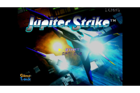 [HD] GAMETRONIK - JUPITER STRIKE - PLAYSTATION PAL [EPSXE ...