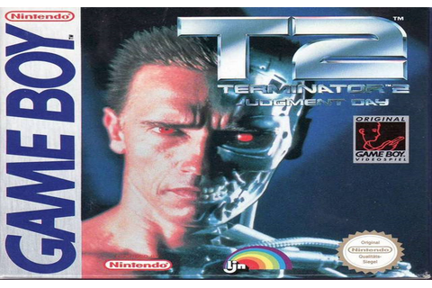 Terminator 2 - Judgment Day ROM - Gameboy (GB) | Emulator ...
