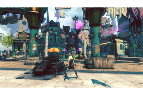 Gravity Rush 2 Delayed In All Regions, To Release This ...