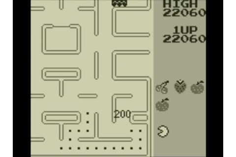 Pac-Man™ | Game Boy | Jeux | Nintendo