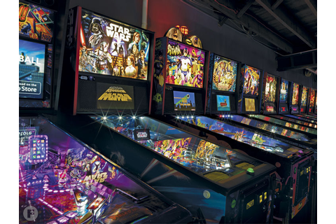 Silverball is Columbia's Newest Arcade Bar | Columbia ...