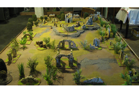Warhammer Fantasy Miniatures Gallery: Presenting Beautiful ...