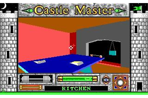 Castle Master Download (1990 Action adventure Game)