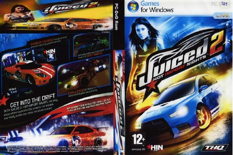 Juiced 2: Hot Import Nights-RELOADED Torrent « Games Torrent