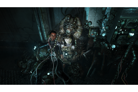 SOMA review | PC Gamer