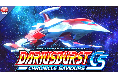 DARIUSBURST Chronicle Saviours Gameplay PC HD [60FPS/1080p ...