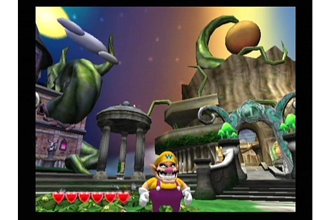 Wario World Screenshots for GameCube - MobyGames