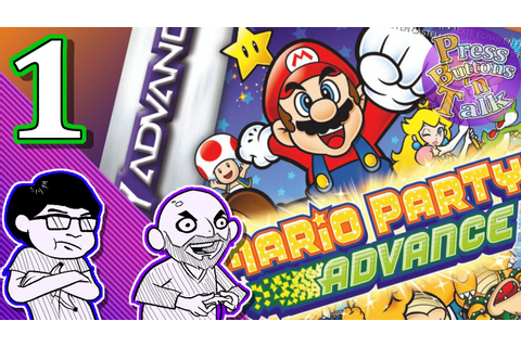 Mario Party Advance, Ep. 1: This Game Exists - Press ...