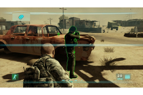 Tom Clancy's Ghost Recon: Advanced Warfighter 2 ...