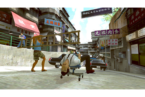 Kung Fu Rider™ Game | PS3 - PlayStation