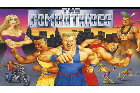 The Combatribes (Arcade) - YouTube
