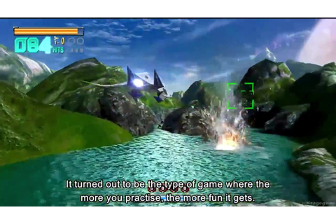 Star Fox Zero & Star Fox Guard - New Gameplay - Nintendo ...
