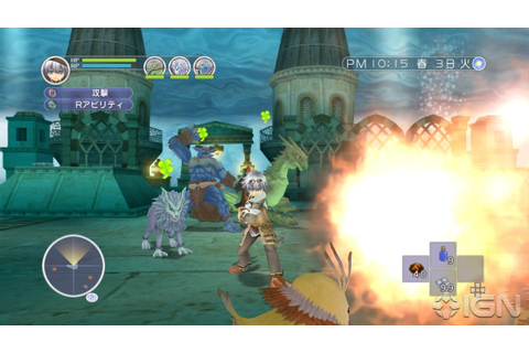 Rune Factory: Tides of Destiny Screenshots, Pictures, Wallpapers ...