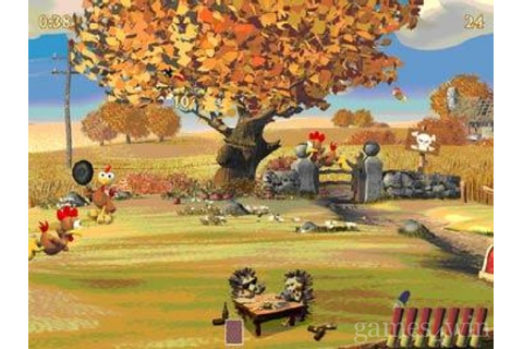 Chicken Hunter Download on Games4Win
