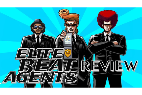 Elite Beat Agents Review - YouTube