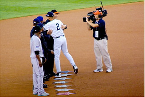 2008 MLB All-Star Game - Hall of Fame Shortstop - Cal Ripk ...