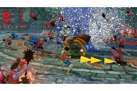 One Piece: Pirate Warriors 3 Review - IGN