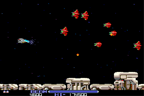 R-Type/Stage 1 — StrategyWiki, the video game walkthrough ...