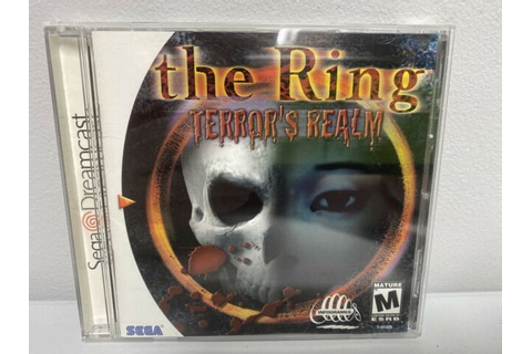 The Ring Terror's Realm - Sega Dreamcast Game CIB ...