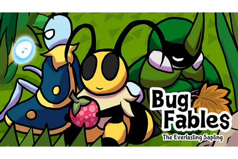 Bug Fables: The Everlasting Sapling for PC launches ...