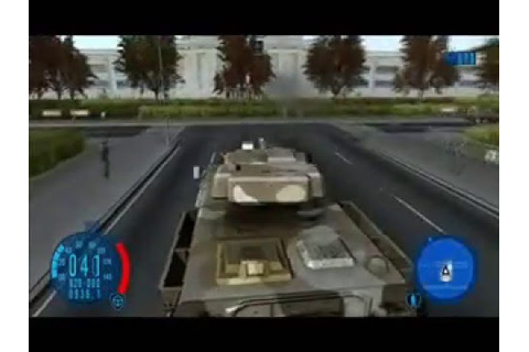 Driver: Parallel Lines - Gameplay [Tank in NY] (PC Game ...