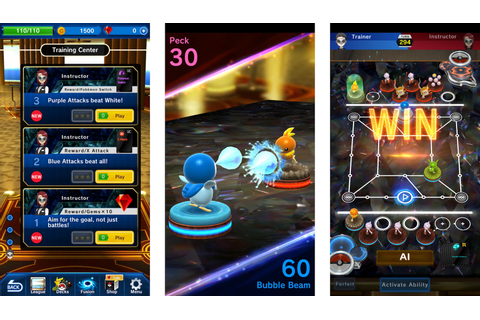 Pokémon launches Duel, a new free iOS and Android strategy ...