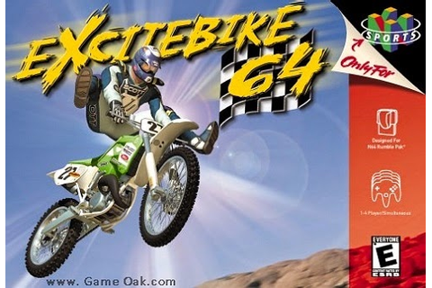 ExciteBike Game for PC and Android ~ Download Free Games ...