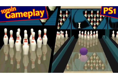 Ten Pin Alley ... (PS1) - YouTube