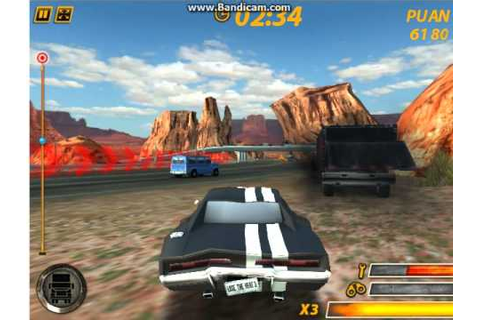 A Police Car Chase 3D Game Level 2 - YouTube