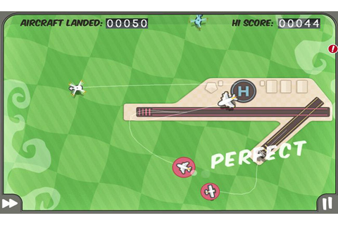 Flight Control for iPhone and Real Racing getting online ...