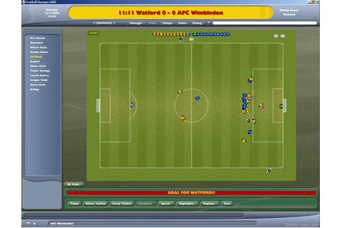 Football Manager 2005 (2004 video game)