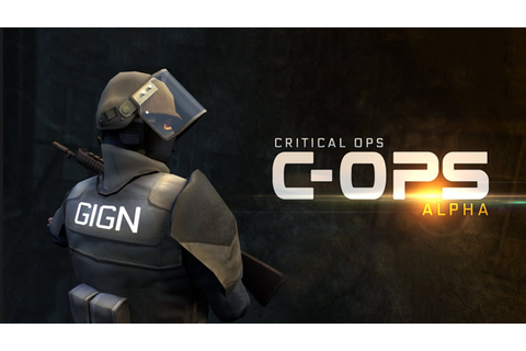 Critical Ops ? - YouTube