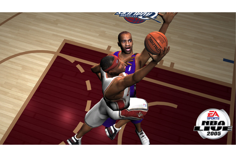 Download: NBA Live 2005 PC game free. Review and video ...