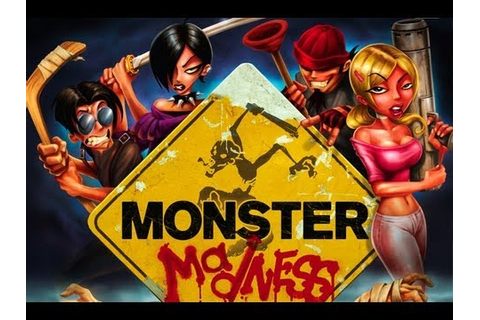 CGRundertow MONSTER MADNESS: BATTLE FOR SUBURBIA for Xbox ...