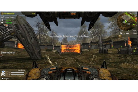Enemy Territory Quake Wars Game - Free Download Full ...