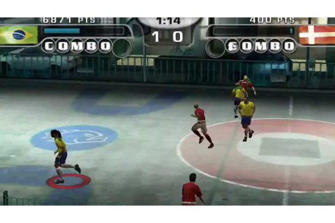 How to DOWNLOAD Fifa Street 2 For Free Full PC Game ...