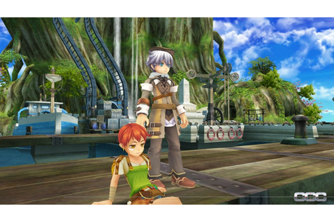 Rune Factory: Tides of Destiny Review for PlayStation 3 ...