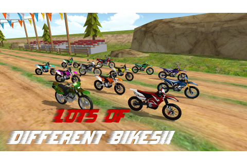 Dirt Bike Rally Racing Turbo - Offroad Motorcycle Games ...