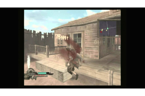 CGRundertow - SAMURAI WESTERN for PlayStation 2 Video Game ...