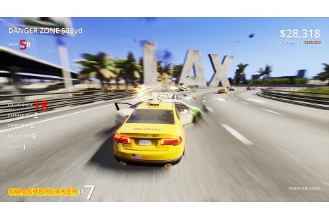 Burnout Creators Developing New Racing Game for PS4 - Push ...