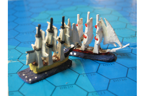 Naval Tactics: Captains of the Spanish Main (by Chimera ...