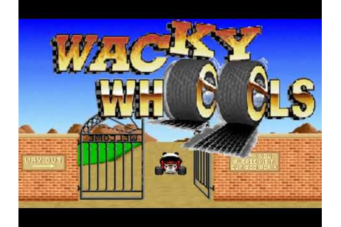 Wacky Wheels - YouTube