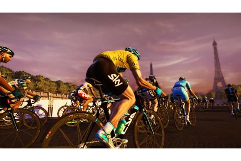 Tour de France -100th Edition Video Game • Prologue ...